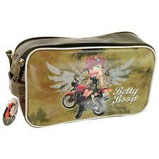 BETTY BOOP Rider - Toiletry und Make-up Bag Kosmetiktasche NEU&OVP