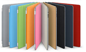 Leather Kickstand Folding Case Cover For Apple iPad 2 3 4 Wake/Sleep Magnetic GB