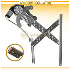 Front Left Power Window Regulator w/ Motor Fit Expedition/Navigator/F150 Crew