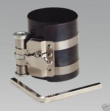 Boxed! Piston Ring Compressor Tool Capacity 60mm - 150mm = Depth 100mm