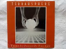Terrahsphere - Third In Order Of The Sun  CD 1991  1st. Press.  Watchtower