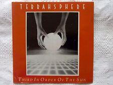 Terrahsphere - Third In Order Of The Sun  CD 1991  1st. Press.  Watchtower