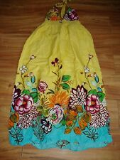 Unbranded Cotton Halterneck Maxi Dresses for Women