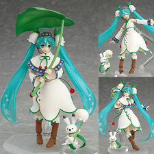 Figma EX-024 Hatsune Miku Snow Bell Version Anime Figure Max Factory Japan