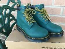 Dr Martens 939 Boots Green (Teal) Women's US Size 6