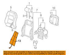 AUDI OEM 07-08 S4 Seat Heater-Element 8E0963557S