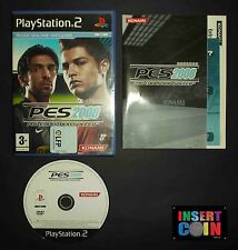 JUEGO PRO EVOLUTION SOCCER 2008   PLAYSTATION 2 PAL ESPAÑA   PS1 PS2 PS3