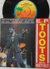 "TOOTS & THE MAYTALS ~ 7"" EP Single PS"