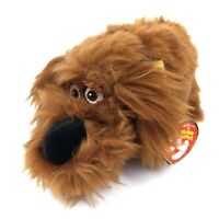 "TY Beanie Babies The Secret Life Of Pets ""Duke"" The Dog Plush 6"" New With Tags"