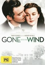 Gone With The Wind DVD TOP 250 MOVIES BEST PICTURE 75th Anniversary BRAND NEW R4