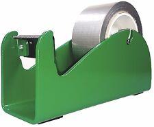 Massiver Tischabroller Grün Klebeband Abroller für 50mm Breite Rollen 76er Kern