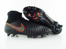 promo code 8cb46 be5bc Nike Magista Obra II FG Nockenschuh Black Soccer Fussball US9 Eur 42.5