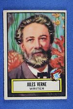 1952 Topps Look 'n See - #97 Jules Verne - VG Condition