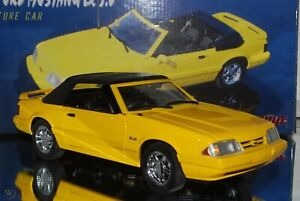 """GMP 1:18 Scale """"Convertible Top"""" for 1993 Mustang LE Convertible 1801805"""