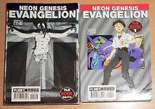ED.PLANET  SERIE  NEON GENESIS EVANGELION  N° 1/9+1  CPL  1995  ORIGINALE  !!!!!