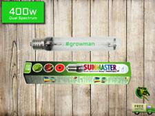 Sunmaster 400W Watt HPS Dual Spectrum Grow Light Bulb Lamp Hydroponics