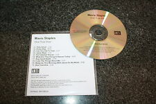 Mavis Staples - UK AcetatepromoCD / One True Vine / EPIT 7206 2a