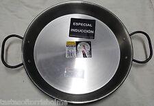 Spagnolo MADE importati 34 cm / 6 persone tradizionale paella pan-induzione AGA