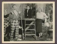 Freaks 1932 Pre-Code Horror Film Tod Browning Leila/Hyams Circus Sideshow J3566