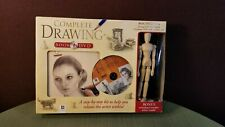 Complete Drawing Book & DVD + Articulated Wood Model