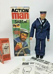 Vintage Action MAN Gi Joe RE question allemande Champ Vert Cap