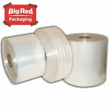 1 Roll of Poly Tubing 450mm x 300m 100um for Heat Sealers Tube