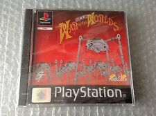 JEFF Wayne's The War Of The Worlds Pal Ita Psx Playstation Psone Ps1# Sealed