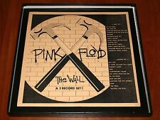 PINK FLOYD THE WALL LIVE 3x LP VINYL BOX *RARE* CREATIVE ARTISTRY PRESS 1980 LTD