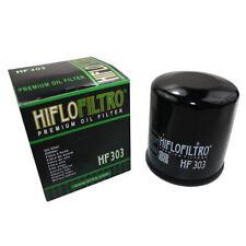 HiFlo HF303 Motorcycle Oil Filter - Kawasaki Z750 ZX750 ZR750 ZXR750 ZX7-R 89-12
