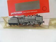 MÄRKLIN/PRIMEX 30031 DAMPFLOK BR 24 GRAU  der DRG     FP451