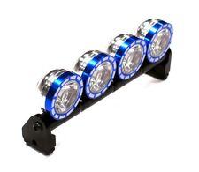 Integy Alu Dach LED-Spot Licht Set im Metallgehäuse C23348