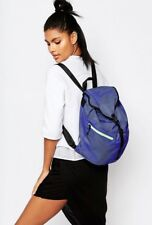 NEW Womens Girls Azeda Blue Backpack Rucksacks Running Casual Gym School College