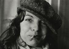Robert LEBECK, Romy Schneider, Postkarte, carte postale, post card