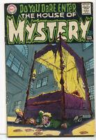 The House Of Mystery #178 VG Neal Adams  DC Comics SA