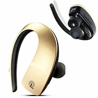 Bluetooth Wireless Stereo Headset Headphone Earphone Mic for Mobile Cell Phone