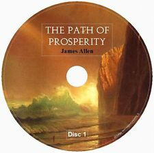 The Path of Prosperity by James Allen 2 CD the power of positive thinking guide
