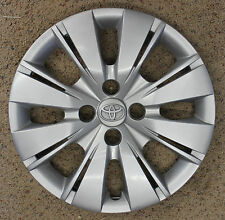 "Genuine Toyota Yaris 15"" 12 13 14 15 hubcap steel wheel Cover Original Equipment"