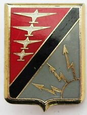 ANCIENNE INSIGNE MILITAIRE AVION A 544 DRAGO MILITARIA MILITARY INSIGNA