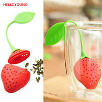 Silicone 1 Pc Loose Tea Leaf Strainer Herbal Spice Infuser Filter Tools Tea Sets