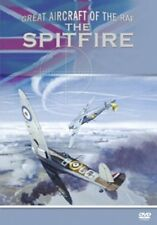 Great Aircraft of the RAF - The Spitfire (New DVD) Aviation Aircraft Planes
