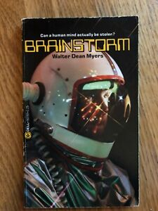 Brainstorm Movie edition Dell Book 1977