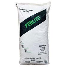 Coarse Perlite 4 cubic foot bag Horticultural Grade Planter Growing Hydroponics