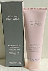 Mary Kay Timewise Age Minimize 3D Day Cream Normal - Dry Skin 1.7 oz 48 g