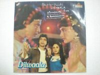 DILWAALA BAPPI LAHIRI 1985 disco/synth/funk break RARE LP RECORD BOLLYWOOD EX