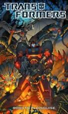 TRANSFORMERS: ROBOTS IN DISGUISE VOL #2 TPB Comics IDW #6-9 TP Dinobots