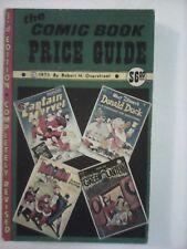 OVERSTREET COMIC BOOK PRICE GUIDE 1973