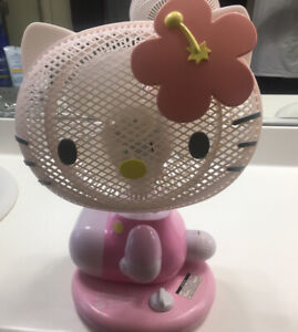 Hello kitty fan Rare 2005