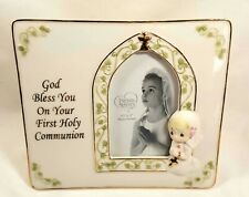 Precious Moments Girl Communion Frame God Bless You On Your First Holy Communion