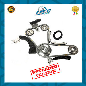 FITS HYUNDAI-KIA D3FA ENGINE TIMING CHAIN KIT 1.5 1.6 CRDI 24361-2A000 -UPGRADED