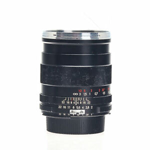 Nikon Carl Zeiss 35mm F2 ZF Distagon AI-S Manual Focus Wide Angle Prime Lens